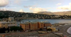 Vista del Porto di Santa Margherita Ligure